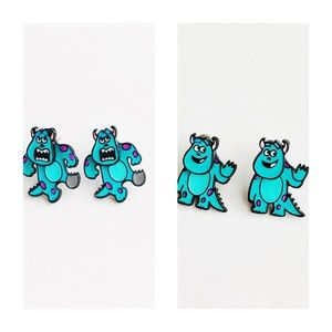 Monsters Inc. Earrings